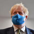 UK PM Johnson says people should wear face masks in shops