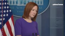Psaki takes questions about facilities for migrant children at the U.S.-Mexico border
