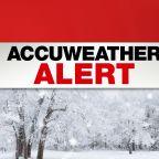 AccuWeather Alert: Snow, ice and rain