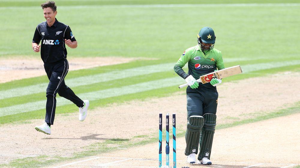 Black Caps thrash Pakistan to win ODI series