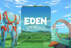 Netflix quietly developed a VR tie-in for its 'Eden' anime series