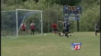 Yarmouth and Lewiston win in boys soccer.