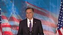 Mitt Romney Delivers Concession Speech