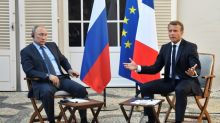 Macron says 'real opportunity' for peace in Ukraine