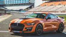 Ford is giving every Mustang Shelby GT500 owner a free track day