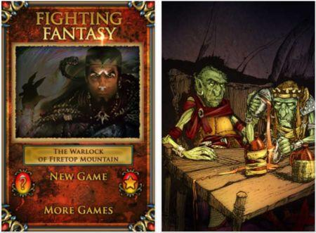 Fighting Fantasy games leaving the App Store