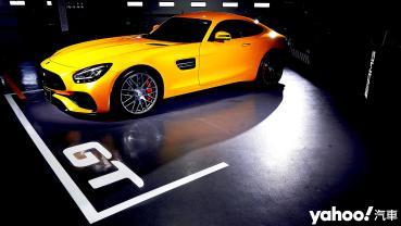 自成一派的狂野美學!2021 Mercedes-AMG小改款GT鑑賞與GT R賽道試駕