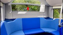 Forget 'horseshoe seats'– here are five better ideas for public transport