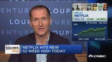 Should Nextflix be valued like a traditional media compan...
