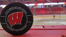 Power forward Charlie Stramel on the fast track to the Badgers men's hockey team
