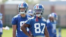 Sterling Shepard might be available for Giants vs. Eagles: 'It's trending in that direction'