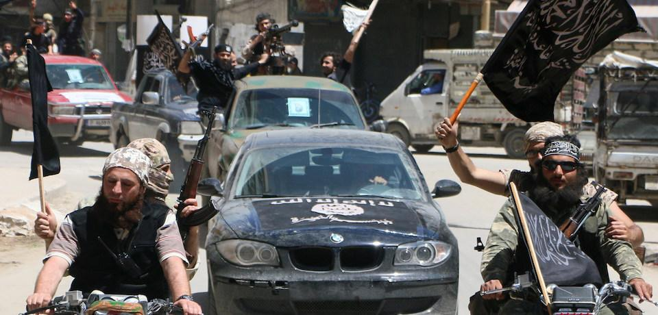 Al Qaeda Is Starting to Swallow the Syrian Opposition