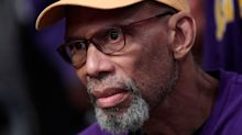 Kareem Abdul-Jabbar slams 'gotcha' questions that athletes are asked by the press as 'antagonistic' and 'infuriating' in mental health essay