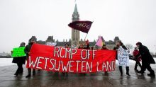 Protests and marches sparked by RCMP arrest at B.C. pipeline protest camp