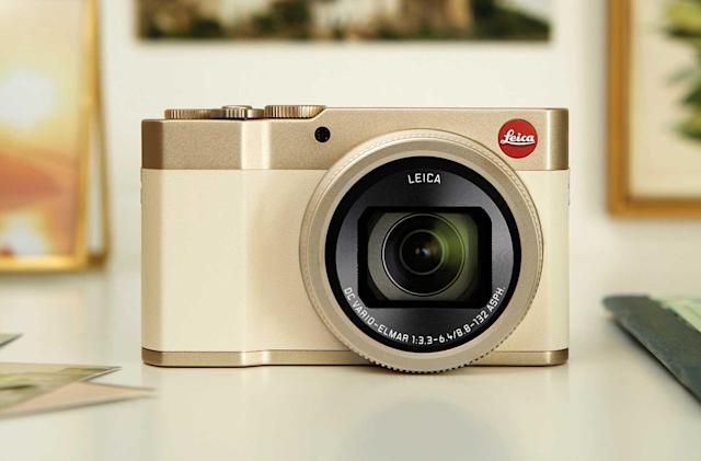 Leica C-Lux brings style to long-zoom compact cameras