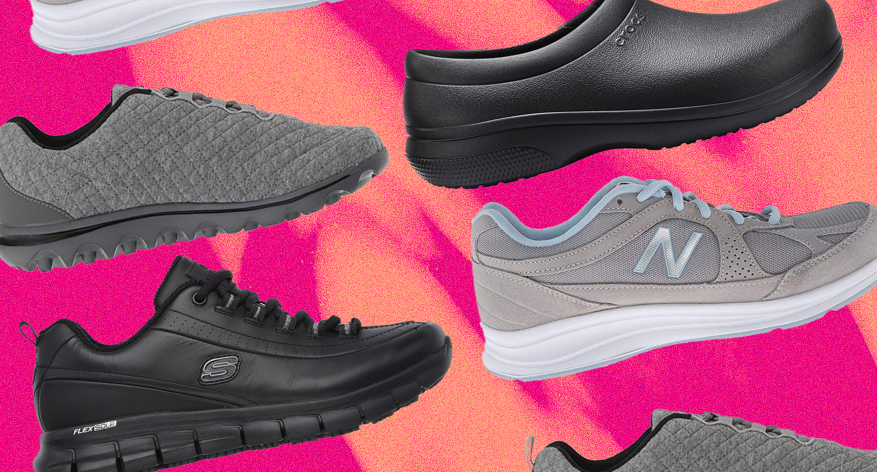 b4c8397113f The 8 best work shoes for people with active jobs