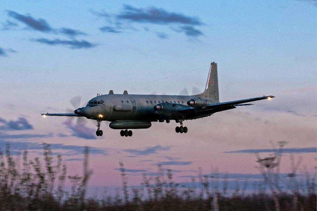 Russia blamed Israel for the loss of a military IL-20M jet to Syrian fire last month, which killed all 15 servicemen on board