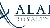 Alaris Royalty Corp. Releases Q3 2019 Financial Results