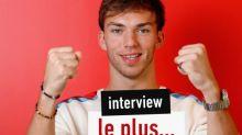 F1 - GP d'Italie - «Le plus rapide? Pierre Gasly!»