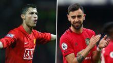"Bruno Fernandes : ""Ronaldo me demande comment va Manchester"""
