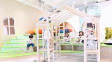【親子餐廳】啟德紙飛機跑道變公園!木系遊樂園4,000 呎餐廳+23萬呎屋頂平台