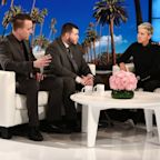 Security Guard Wounded in Las Vegas Shooting Appears on Ellen After Reports He Vanished