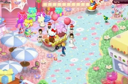 Hello Kitty officially middle-aged, celebrates in Hello Kitty Online