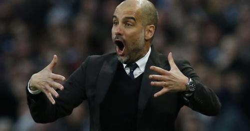 Foot - ANG - City - Pep Guardiola (Manchester City) : pour le titre, «tout peut arriver»
