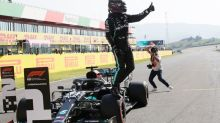 Hamilton logra la pole en el Gran Premio de la Toscana