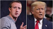 Trump campaign pushes back on Facebook's new election policies: 'The President will be silenced by the Silicon Valley Mafia'