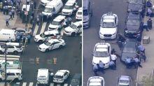 Man in custody after 'shooting six police officers' in Philadelphia