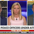 Fox News host mocked for saying John Lennon 'wouldn't be safe in New York' during George Floyd protests