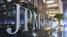 JPMorgan Earnings Top, Dow Stock Set To Reclaim Buy Point; Citigroup, Goldman, Wells Fargo On Tap