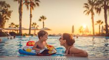 How to keep your children safe by the pool this summer – the four hidden dangers to watch out for