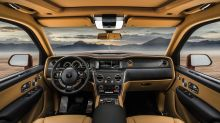 Rolls-Royce debuts its first-ever SUV for $325,000 — take a look inside