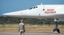 Cisne blanco: así son los bombarderos nucleares que Putin envió a Maduro