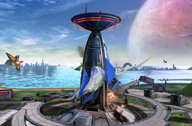 'Star Fox Zero' barrel rolls into next year