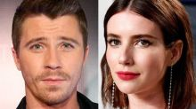 Garrett Hedlund Reveals the Famous Godfather of His and Emma Roberts' Baby