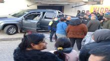 Violencia: un panadero mató a un ladrón y los vecinos golpearon al cómplice