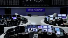 European shares sag after Trump ousts U.S. chief diplomat