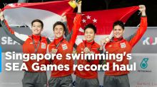SEA Games: Swimming highlights