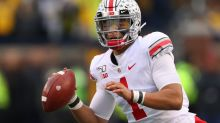 Josh McDaniels leads Patriots entourage expected at Justin Fields' second Pro Day