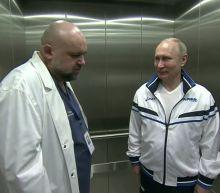 Doctor who showed Putin round hospital tests positive