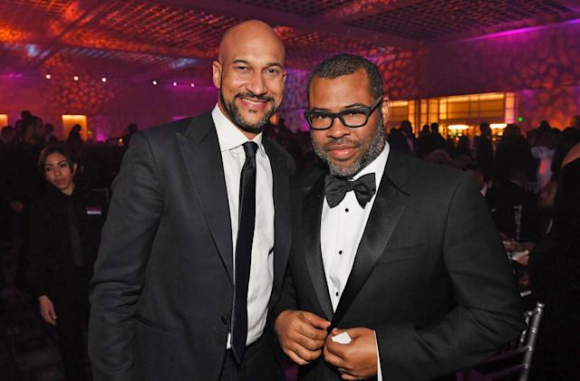 Netflix will reunite Key and Peele for a stop-motion animated film
