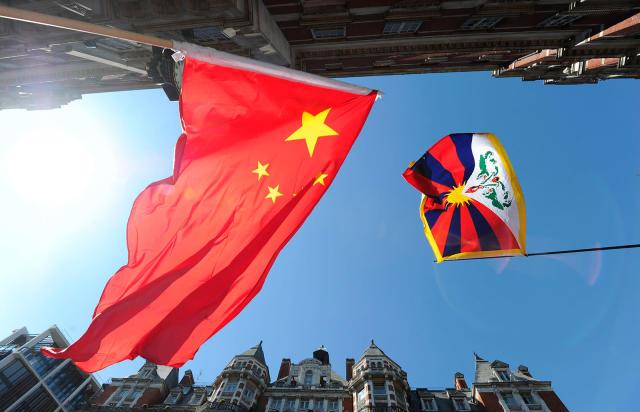 The high-tech war on Tibetan communication
