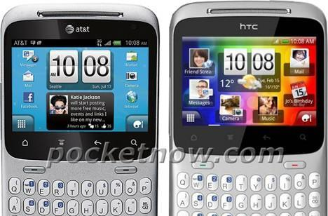 HTC ChaCha seemingly confirmed for AT&T, courtesy of leaked press shot
