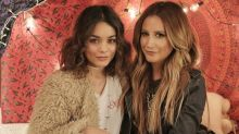 Ashley Tisdale Explains That Duet With BFF Vanessa Hudgens