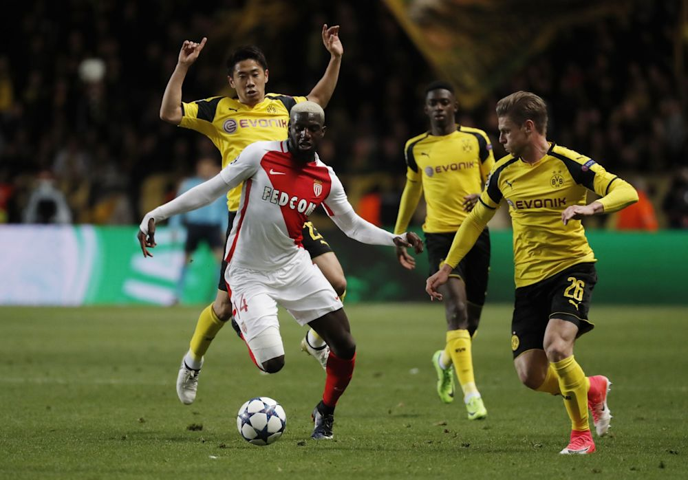 Tiémoué Bakayoko pourrait quitter Monaco cet été pour Chelsea.
