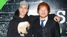 Ed Sheeran and Justin Bieber Release Preview of Their New Song 'I Don't Care'