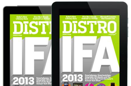 Distro Issue 106: The best (and the rest) of IFA 2013